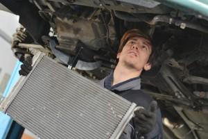 Radiator Repair Fullerton
