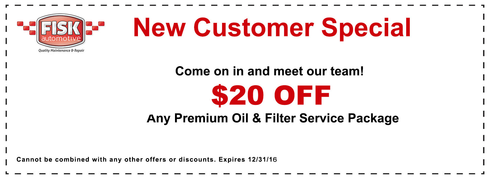 new-customer-special