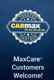 CarMax MaxCare Customers Welcome